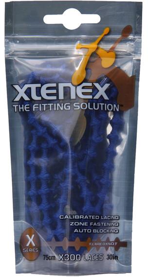 XTENEX Sport Laces 75cm royal